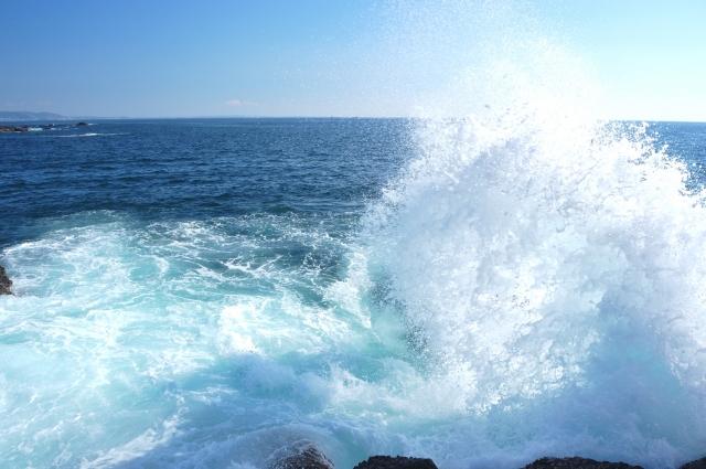 風向きと波予報とダイビングの実際(クイズ付)