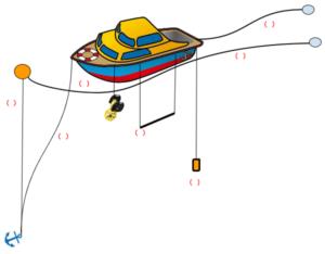 ボートのライン-2