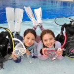 保護中: ダイビングで独立起業